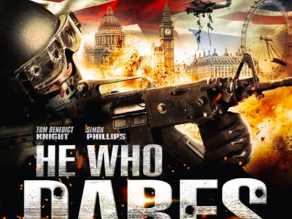 Sinopsis He Who Dares: Pertarungan Epik di Bioskop Trans TV