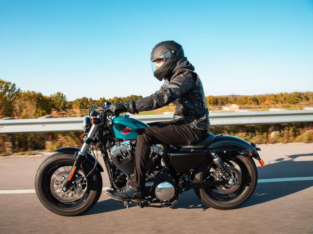 Efek Pandemi Panjang: Orang-orang Kaya Sampai Jual Harley-Davidson, Harganya Miring