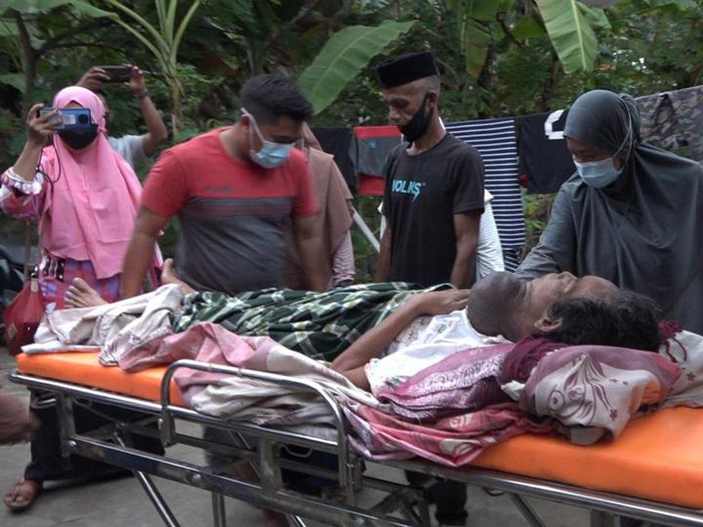Janda 5 Anak Butuh Operasi Tumor di Polman Dirujuk ke RS