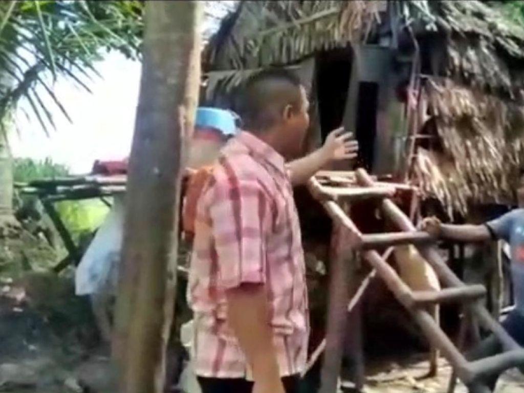 Penampakan Kandang Ayam 1x2 Meter Tempat Lansia di Sumsel Tinggal 7 Tahun