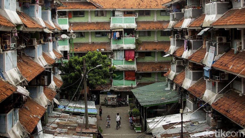 Kasus Corona di Jakarta Melonjak, Penghuni Rusun Menanti Divaksinasi