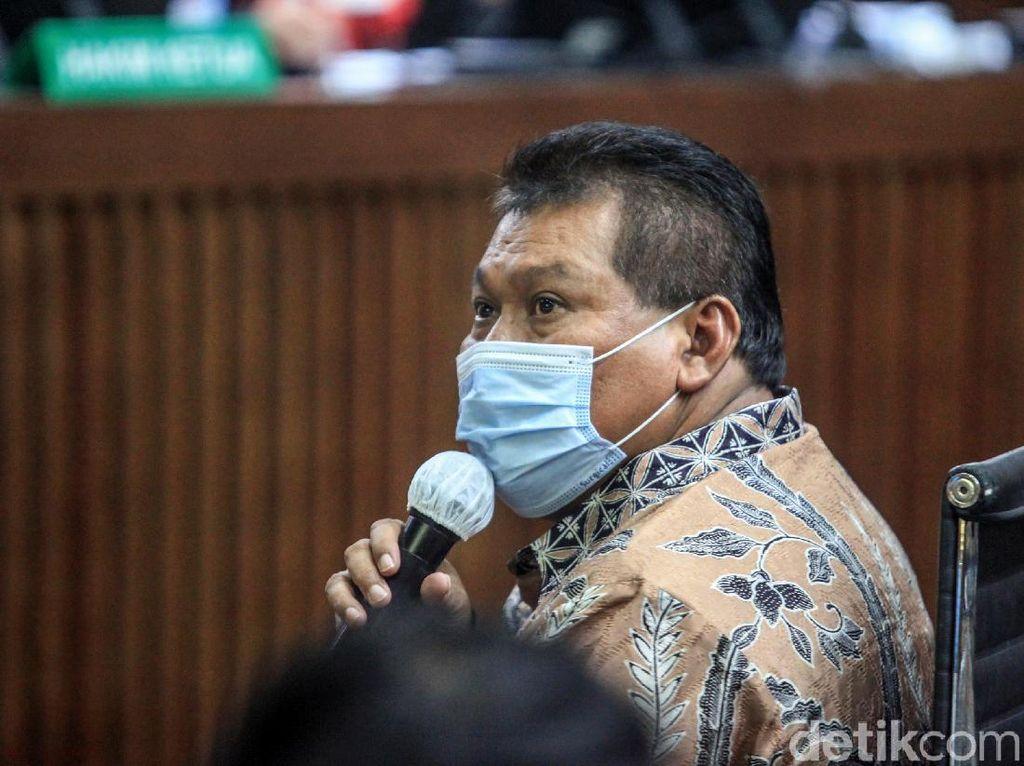Ketua DPC PDIP Kendal Bersaksi di Sidang Eks Mensos Juliari Batubara