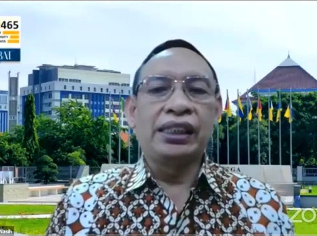Ketua LTMPT: Peserta yang Lolos UTBK SBMPTN 2021, Jangan Lupa Daftar Ulang