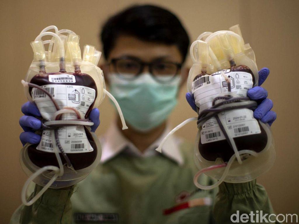 Kebutuhan Donor Darah di Jakarta Masih Tinggi