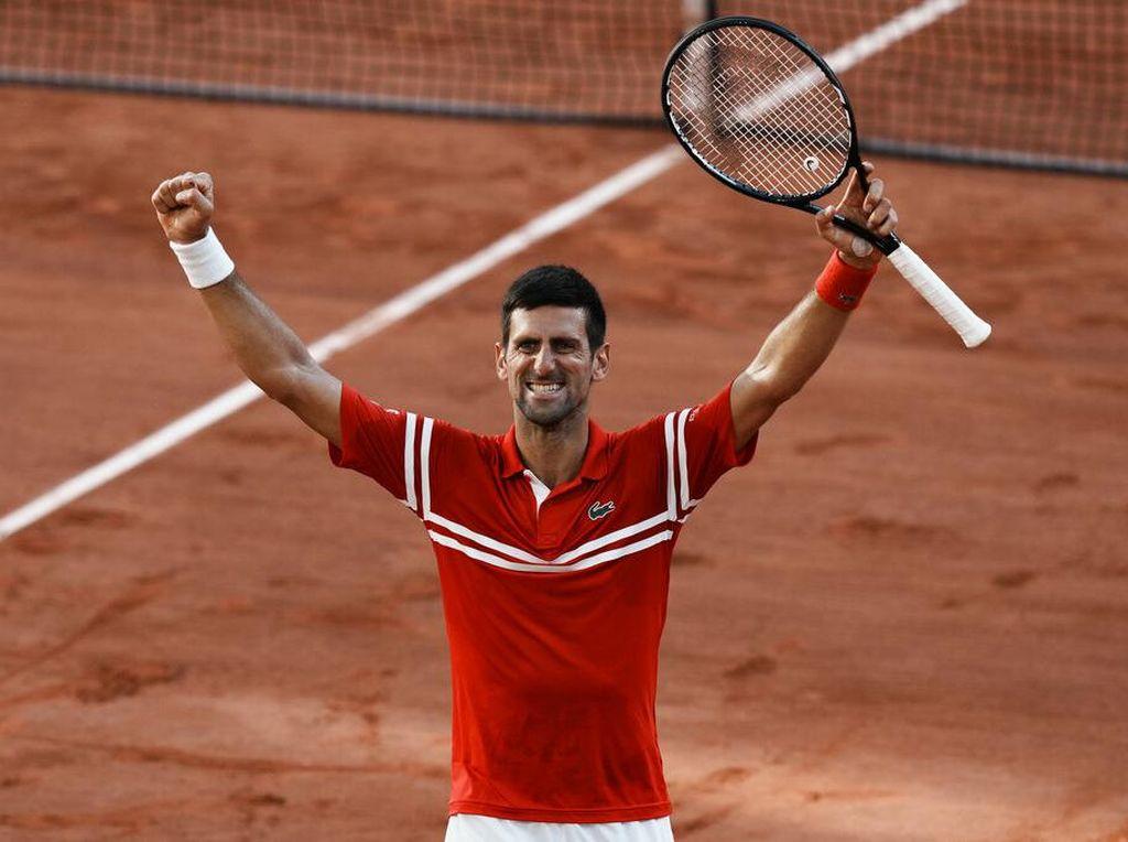 Novak Djokovic Juara Prancis Terbuka 2021