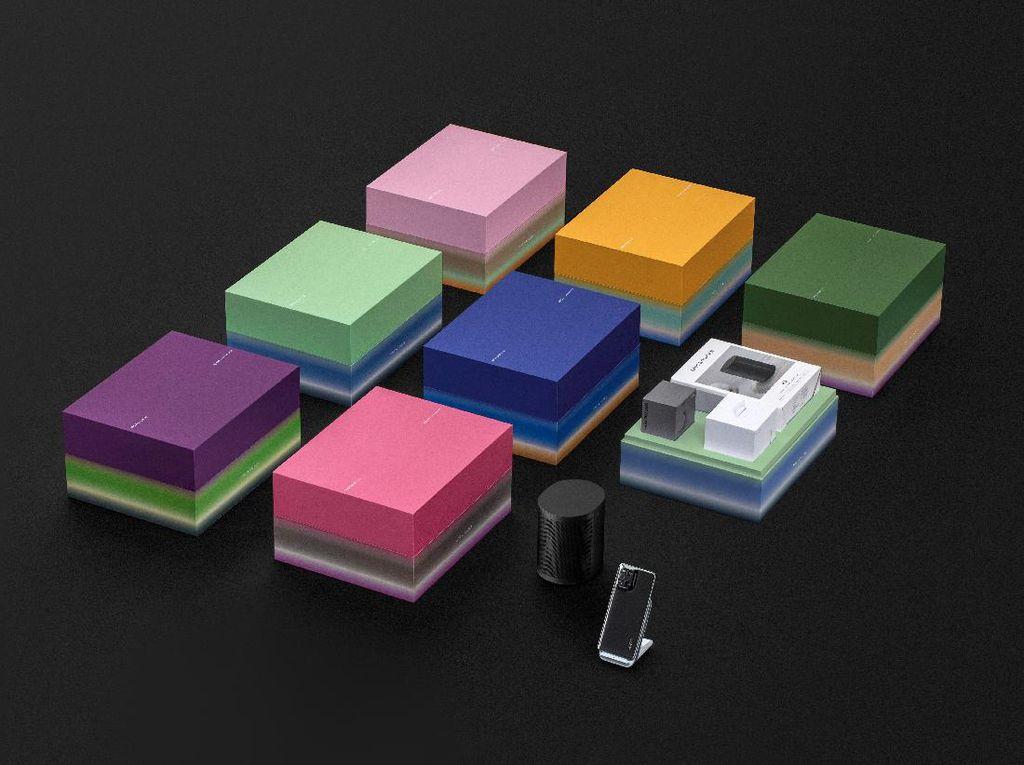 Kolab Tune in Colour Bareng B&O, Buat OPPO Find X3 Pro 5G Tampil Istimewa