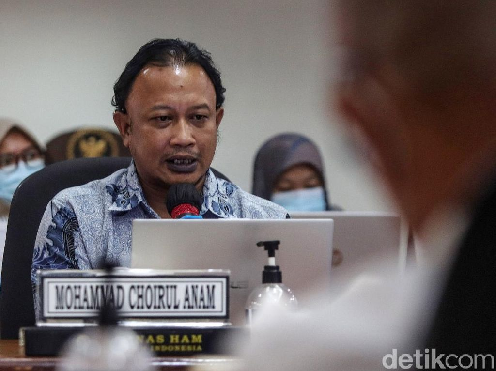 Komnas HAM: Pimpinan KPK Akan Penuhi Panggilan soal TWK Kamis