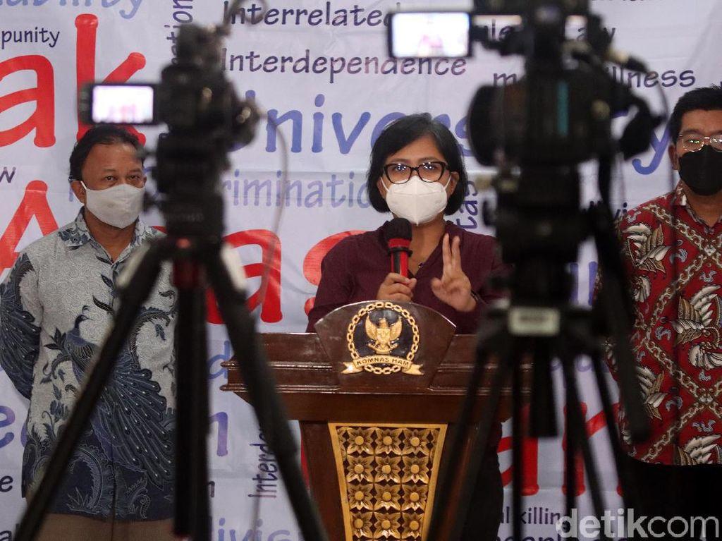 Para Guru Besar Dukung Komnas HAM Periksa Pimpinan KPK