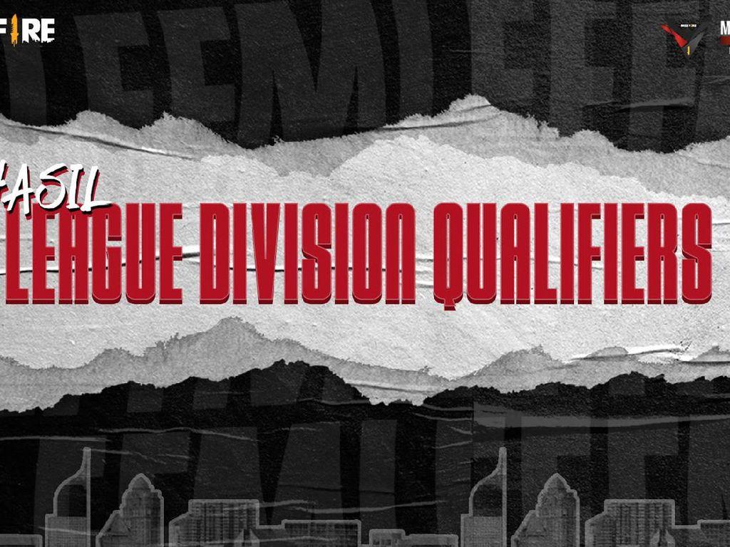 Perebutan Slot Divisi 1 Free Fire Master League Berlangsung Sengit