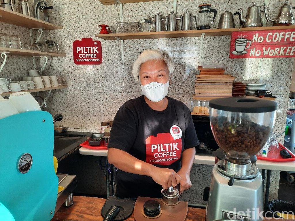 Bosan Hidup di Jakarta, Pemilik Piltik Memilih Jualan Kopi di Desa