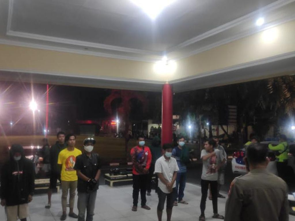 Ada Aksi Premanisme di Surabaya, Warga Diimbau Hubungi Call Center 110