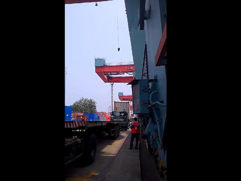 Polisi Klarifikasi Video Lama yang Viral Disebut Pungli di Pelabuhan Priok