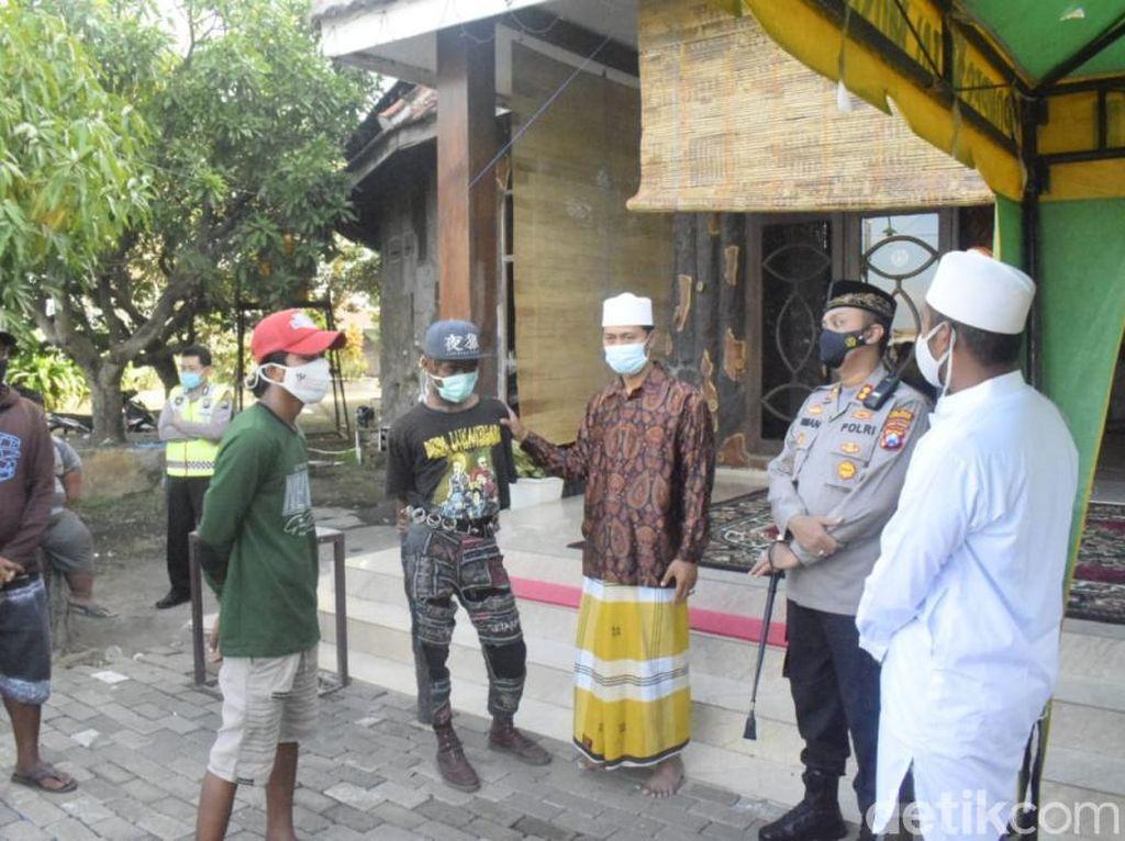 Cegah Premanisme, 11 Anjal di Kota Pasuruan Dikirim ke Ponpes Metal
