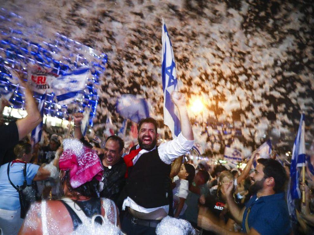 Ultranasionalis Yahudi Parade Bendera Israel, Picu Kekerasan Baru