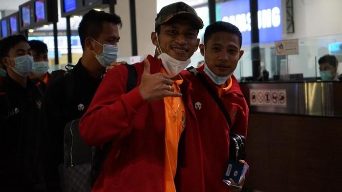 Pulang dari Dubai, Timnas Indonesia Jalani Karantina di Jakarta