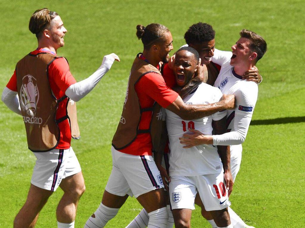 Inggris Kalahkan Kroasia, Tanda-tanda Juara Euro 2020 Nih...