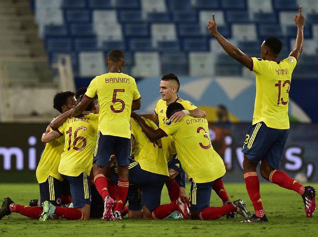 Copa America 2021: Kolombia Naik-Turun, Argentina Harus Tetap Waspada