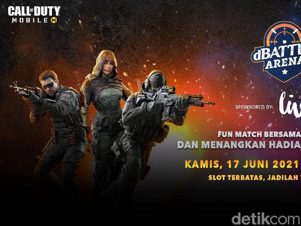 RRQ NextJact dan RRQ Talent Kalah Telak di Match 5 dBattle Arena
