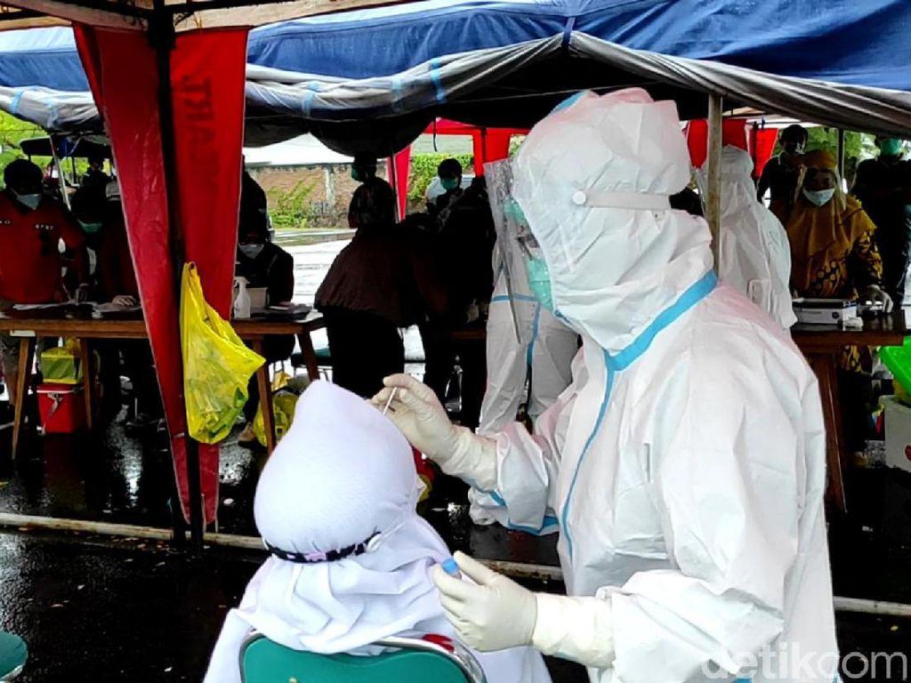 Pulang Pelatihan dari Surabaya, 37 CPNS Tulungagung Positif Antigen