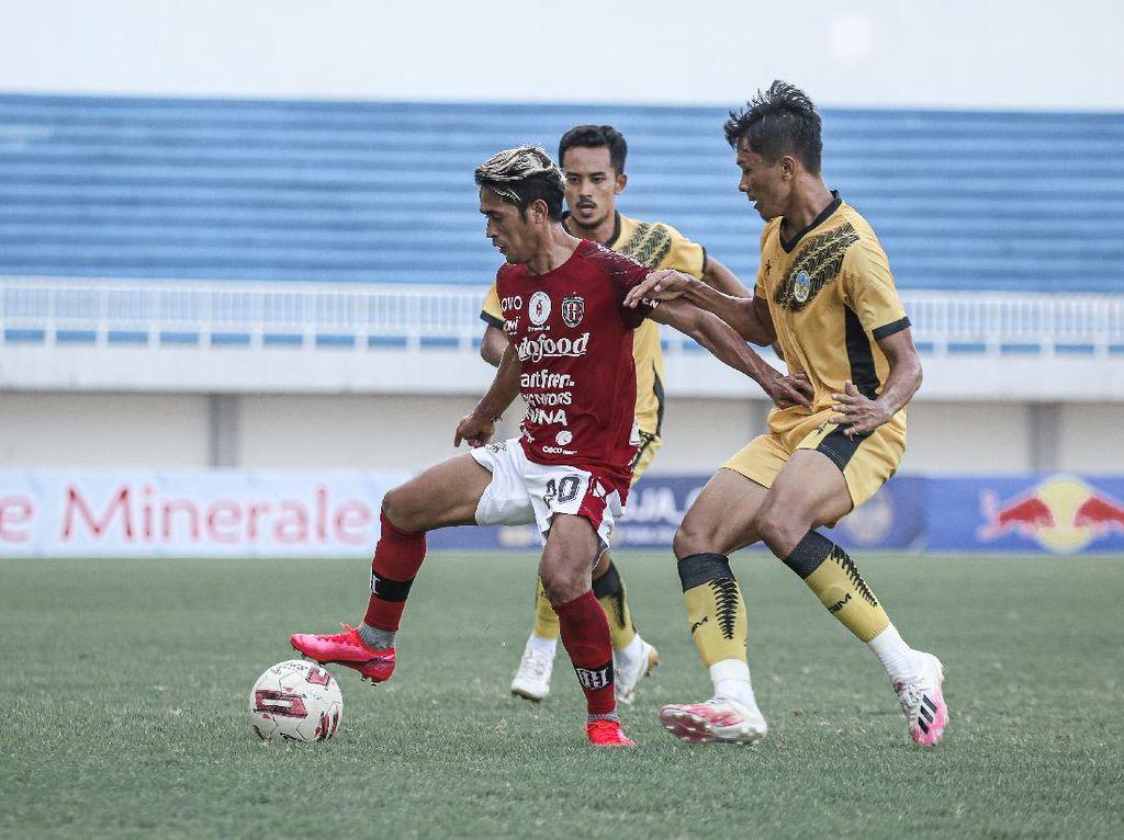 PSIM Sudah, Bali United Kini Incar Persis dan Barito Putera