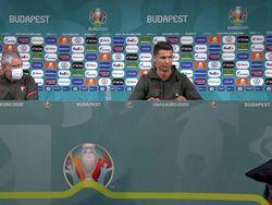 Southgate dan Kane Serang Ronaldo soal Geser Botol Coca-Cola