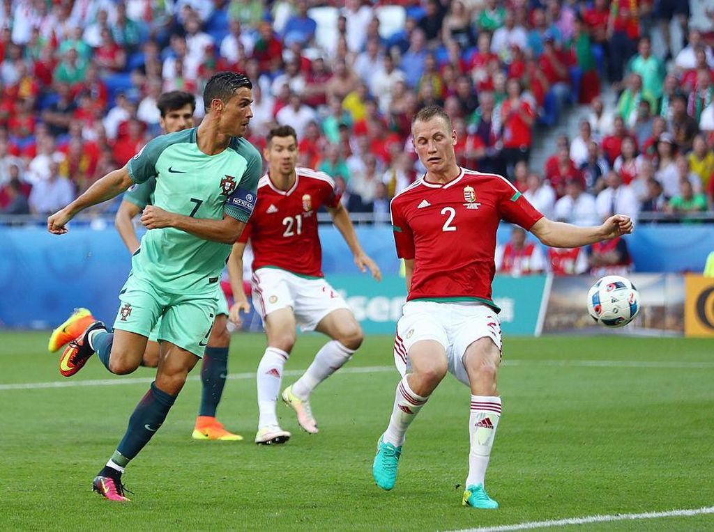 Kilas Balik Hongaria vs Portugal: Momen Ronaldo sang Penyelamat