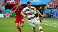 Hungaria Vs Portugal Masih Tanpa Gol di Babak Pertama