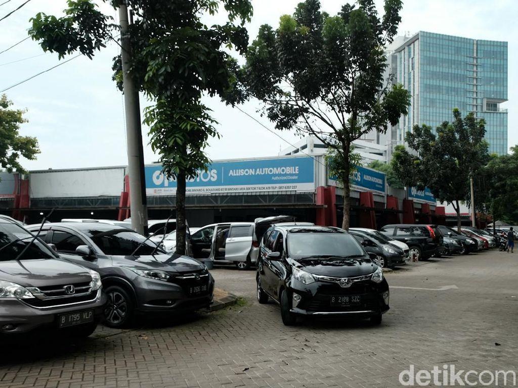 Diskon PPnBM Dongkrak Penjualan Mobil hingga 750%
