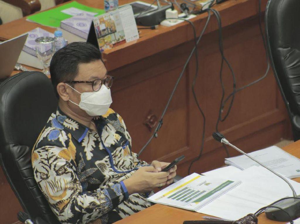Komisi VIII DPR Dukung BAZNAS Akselerasi Perpres Zakat ASN
