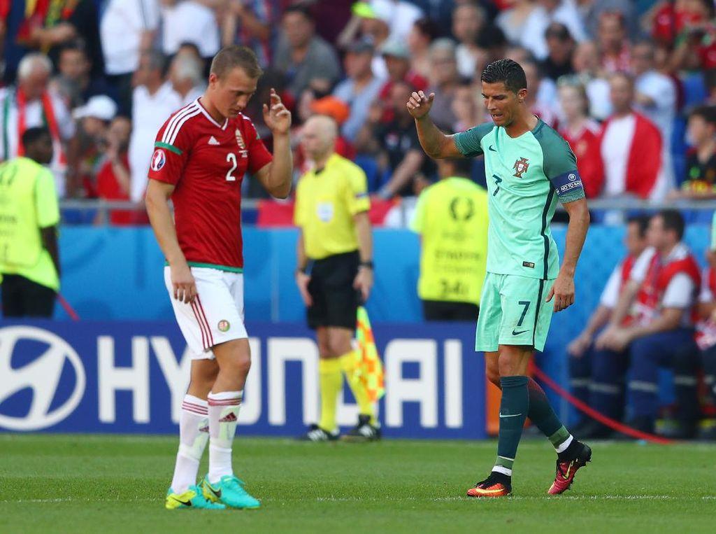 Live Streaming Euro 2020: Hungaria Vs Portugal di Mola Melalui detikcom