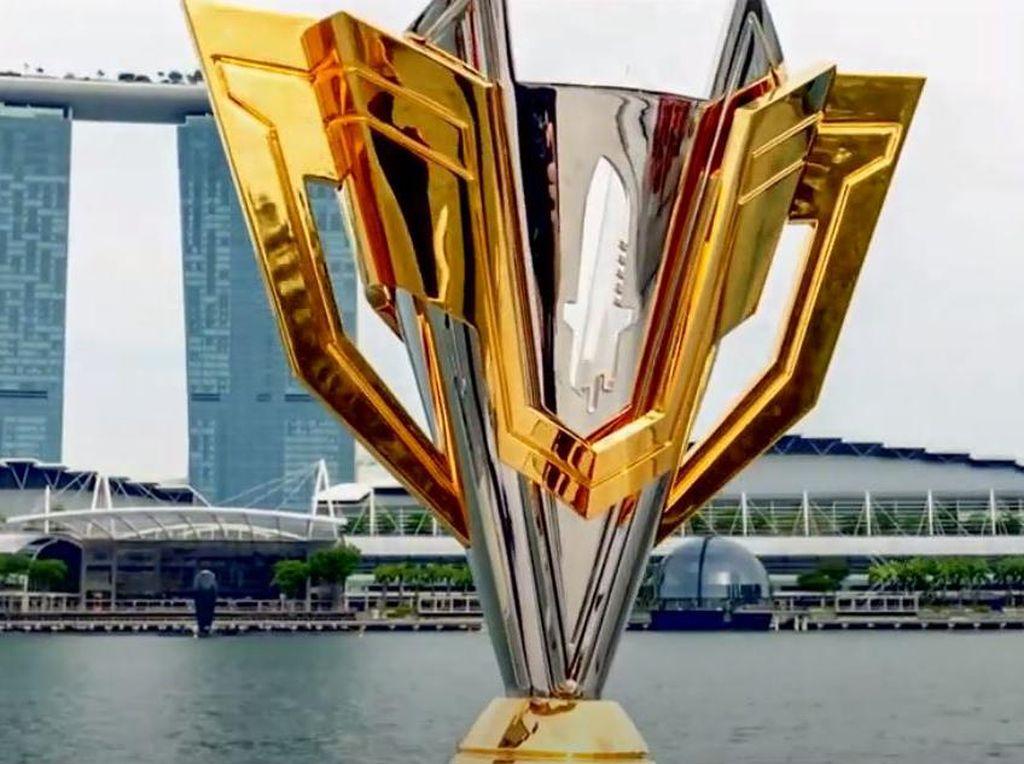 Dokumentasi dan di Balik Layar FFWS Singapura 2021