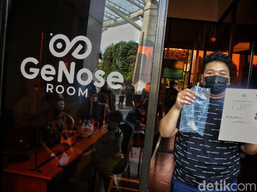 Mitos Lonceng Pembawa Petaka-Hotel Bandung Layani Tes GeNose