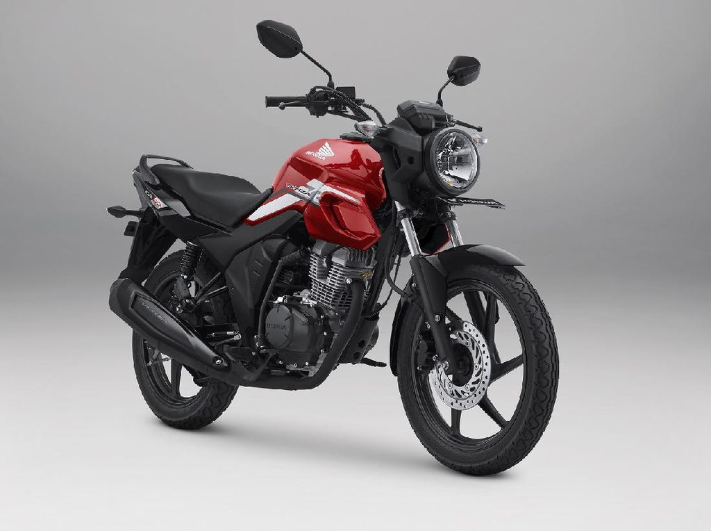 Ada yang Baru dari Motor Sport Naked Termurah Honda CB150 Verza