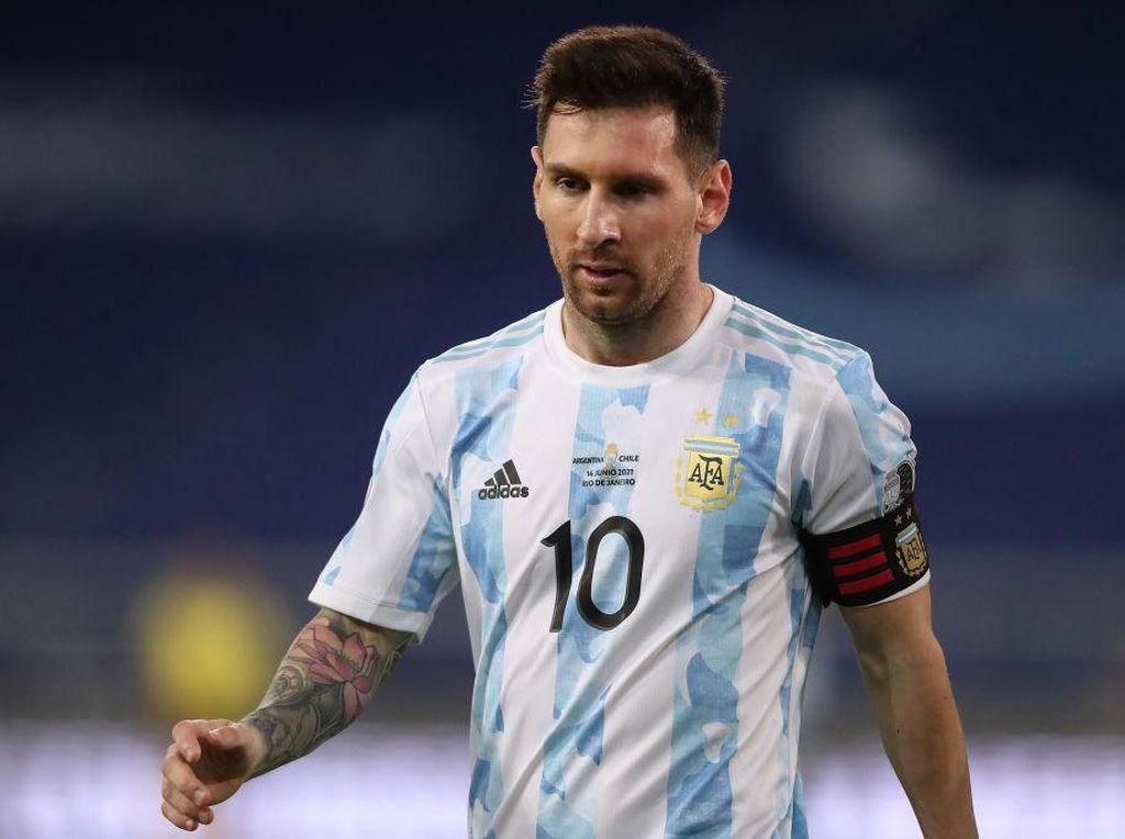 Argentina Tak Menang, Messi Minta Main Lebih Tenang
