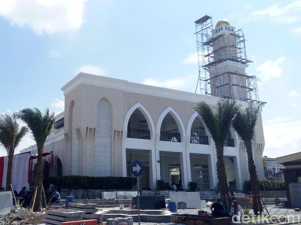 Masjid Al Ikhlas Polresta Sidoarjo Resmi Dibuka