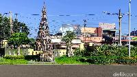 Cuma di Cianjur! Monumen Knalpot Bising Korban Tilang