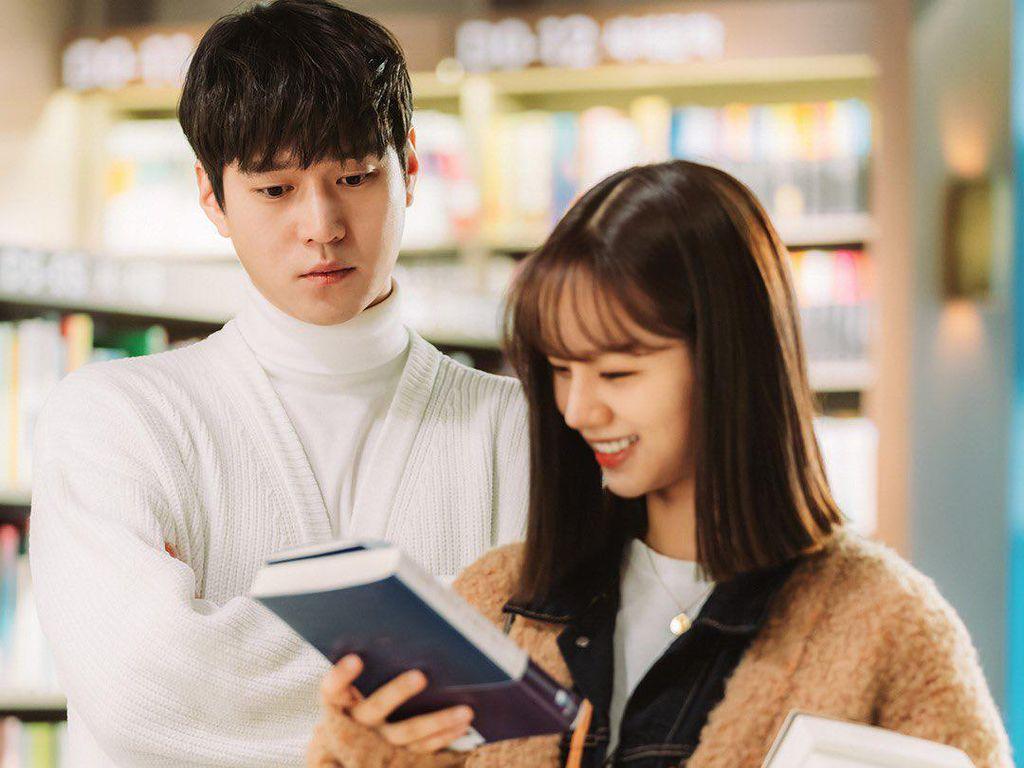 Hyeri dan Go Kyung Pyo Reuni di My Roommate Is A Gumiho