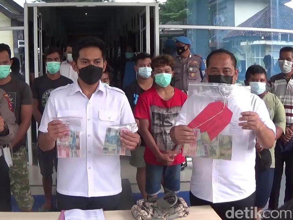 9 Preman di Kediri Tertangkap Tangan Pungli Sopir Truk