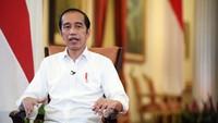 Jokowi: Banyak Masukan untuk PSBB-Lockdown, tapi PPKM Mikro Paling Tepat