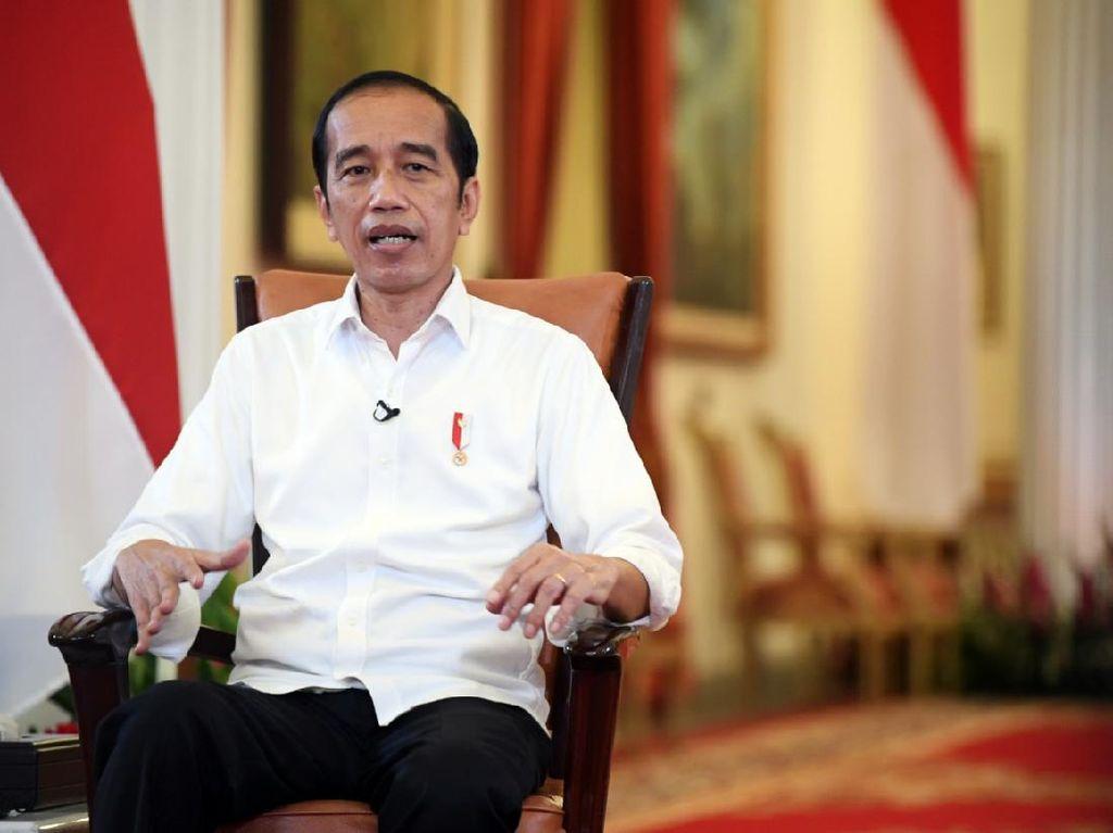Cerita Jokowi Gemetar Dengar BOR Wisma Atlet Pernah 92% September 2020