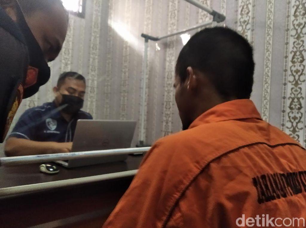 Polisi Tes Kejiwaan Pria Tebas Istri dan Anak hingga Tewas di Kaltim
