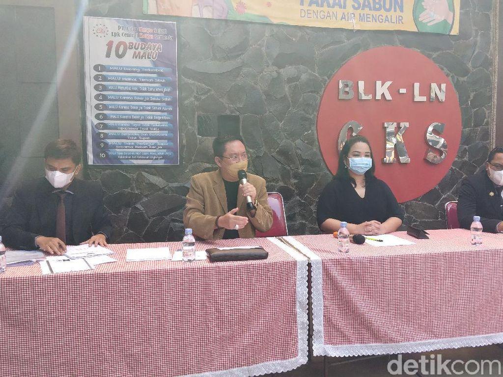 PT CKS Bantah Langgar Hukum di Kasus Calon TKW Kabur di Malang