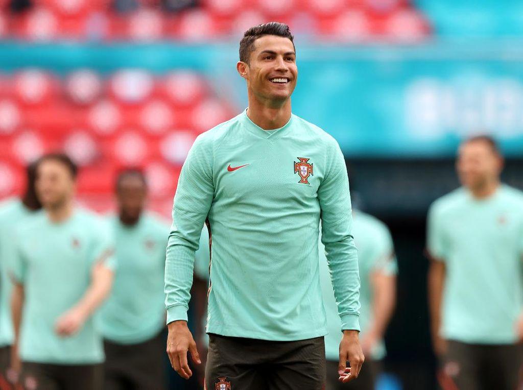 Aksi Cristiano Ronaldo Singkirkan Coca-Cola Dapat Pujian dari WHO