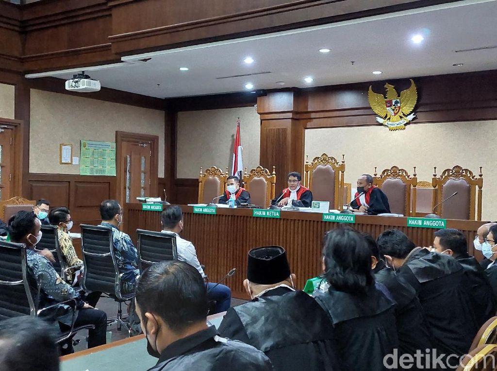Stafsus Edhy Ungkap soal Nota Dinas Sekjen KKP Antam Novambar-Bank Garansi