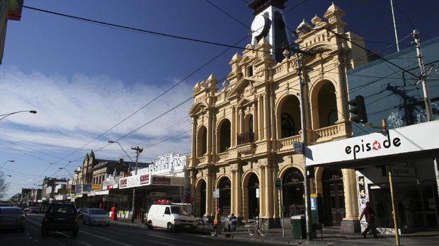 Smith Street di Melbourne, Australia