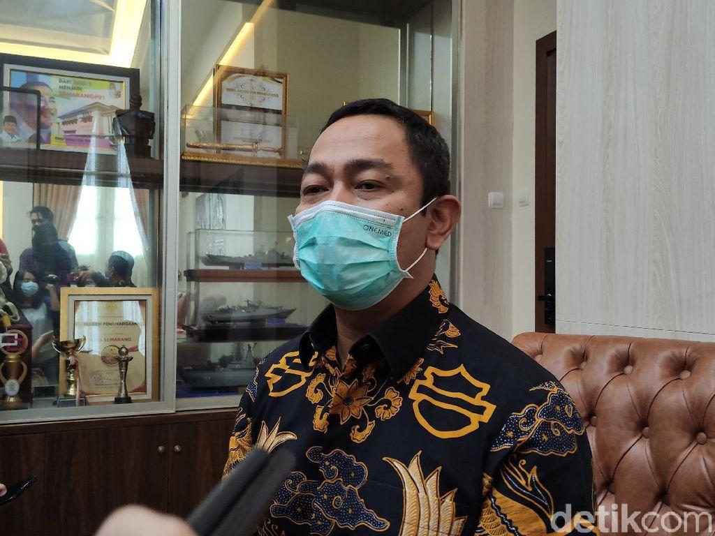 Corona Mengganas, 8 Ruas Jalan di Kota Semarang Ini Ditutup!