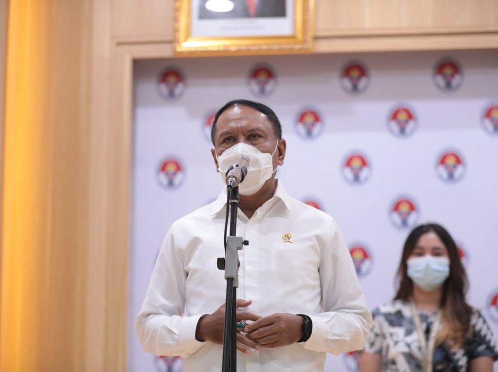 Penjelasan Menpora soal Markis Kido Tak Dimakamkan di TMP Kalibata