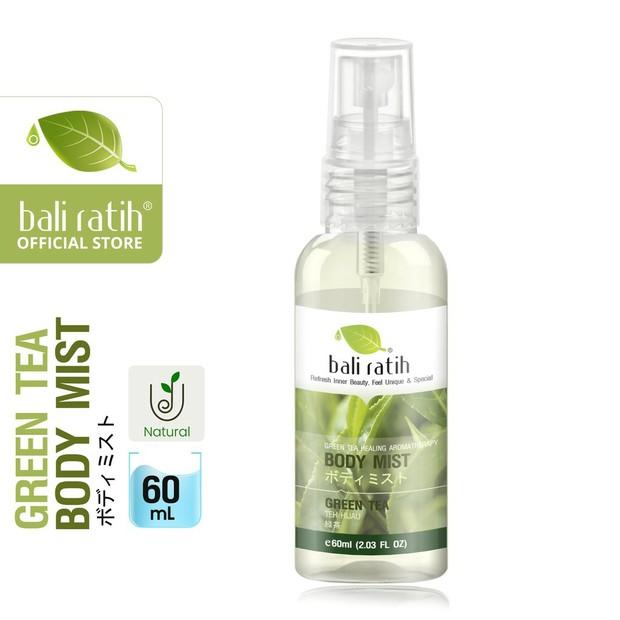 Bali Ratih parfum green tea