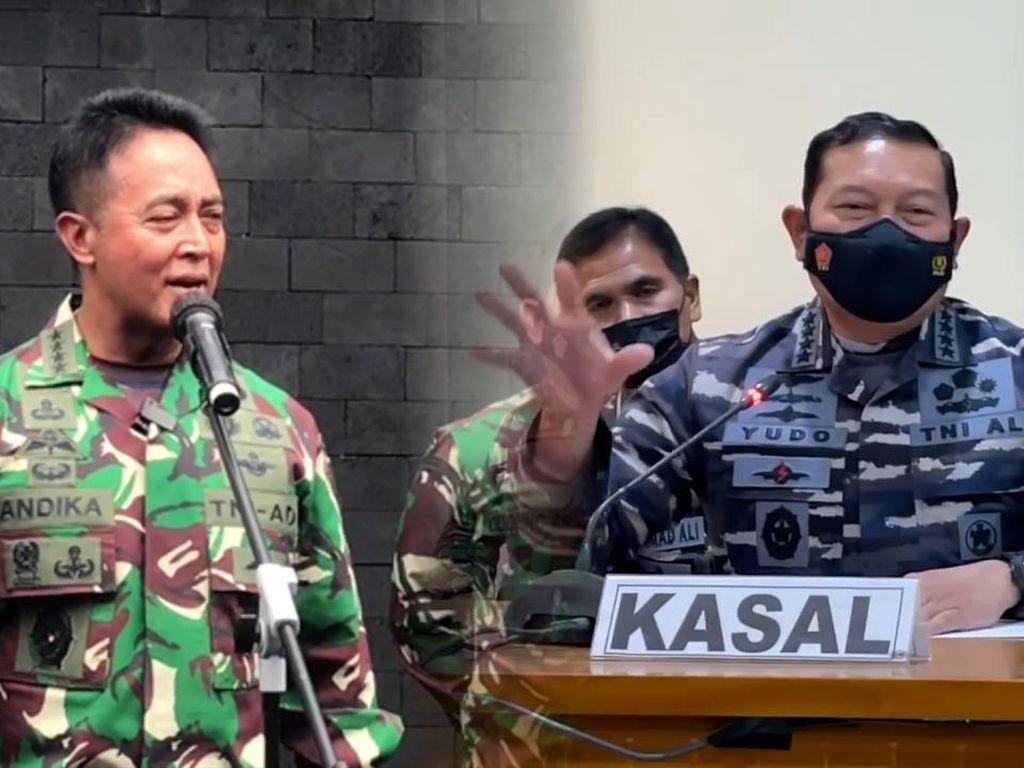 Soal Jatah Matra untuk Posisi Panglima TNI, Ini Kata Pimpinan DPR