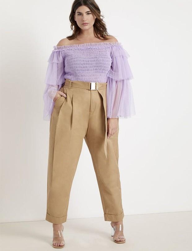 Foto: Papaerbag Pants/pinterest.com/Stylish Curves